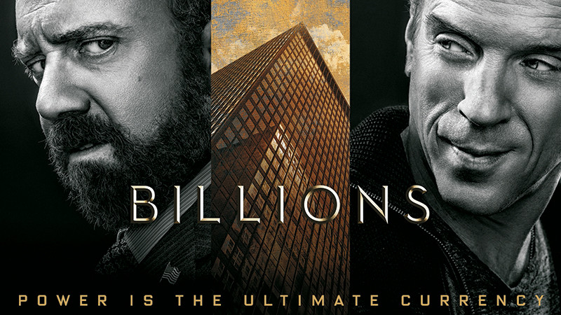 """Billions"" ab 25.4.2016 auf Sky On Demand"